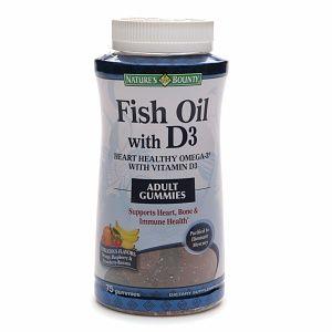 Buy Nature Made Burp Less Fish Oil, 1200mg, Liquid Softgels & More