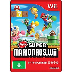Nintendo New Super Mario Bros by Office Depot