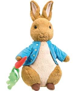 Buy Beatrix Potter Classic Peter Rabbit Soft Toy at Argos.co.uk   Your