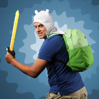 Adventure Time Finns Backpack