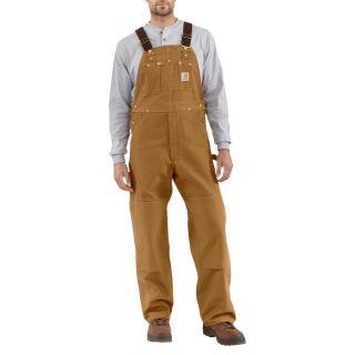 Carhartt Duck Bib Overalls (For Men)