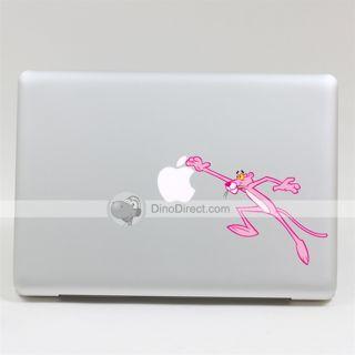 SkinAT Environmental Protection Pink Panther Cartoon Wearproof Laptop