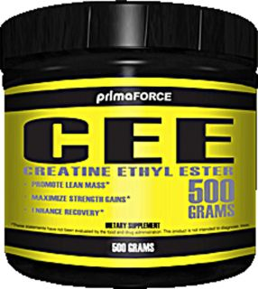 Primaforce CEE Creatine Ethyl Ester Powder    500 g   Vitacost