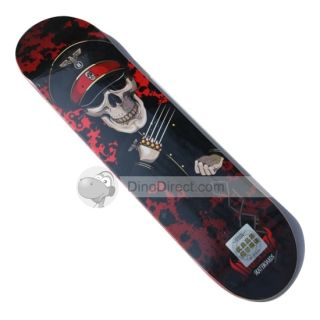 Wholesale Justice Skull Print Outdoor Sporting Skateboard Decks
