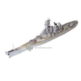 Wholesale America Iowa Battleship Paper Model   DinoDirect