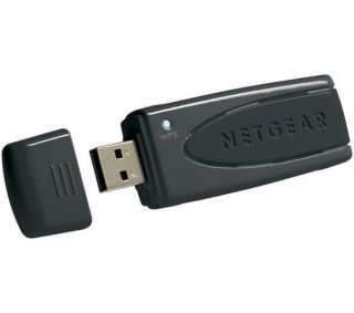 NETGEAR RangeMax Dual band USB Wireless Network Adapter Deals