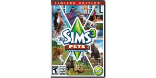Buy Sims 3 Pets Limited Edition PC Game, simulation video game