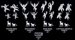 Wanna chat about Marvel Superhero Family Car Decals?