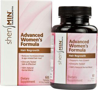 Shen Min Advanced Womens Formula Hair Regrowh    60 ables