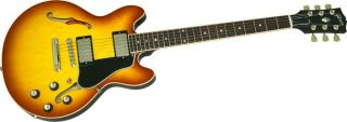 Gibson Custom ES 339 Semi Hollow Electric Guitar with 59 Rounded