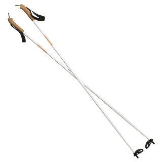 Komperdell Nordic Tour Ski Poles   Cork Handle, Pair in See Photo