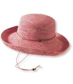 Womens Straw Sun Hat Hats and Headbands   at L.L.Bean