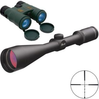 Burris Optics 3   9 x 40mm Fullfield II Series Riflescope, Matte Black