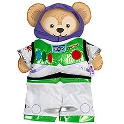 Duffy the Disney Bear Buzz Lightyear Costume    17 H