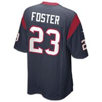Nike NFL Game Day Jersey   Mens   Arian Foster   Texans   Navy