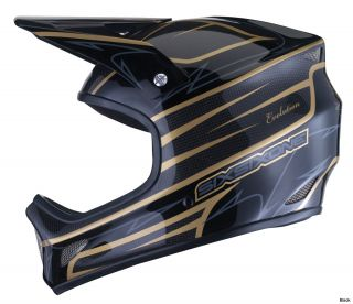 661 Evolution Full Face Helmet   Carbon