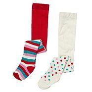 Baby Girls Tights & Socks