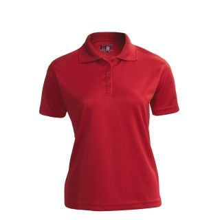 H2T Apparel High Performance Polo Shirt   Short Sleeve (For Women) in