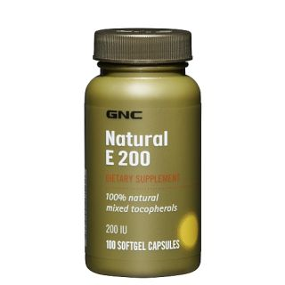 GNC Product Reviews and Ratings     GNC Natural Vitamin E 200 from