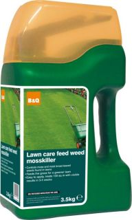 Lawn Care Feed Weed & Mosskiller 3.5kg customer reviews