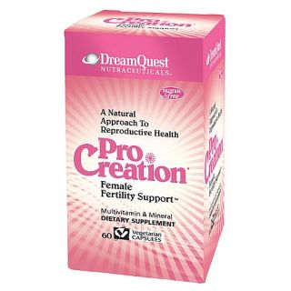 Dream Quest Nutraceuticals™ Womens Procreation Vcaps   NATURES PLUS
