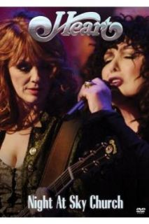 Heart: Night at Sky Church DVD Cover Art