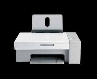 The Lexmark X2500 All in One with photo features fast print speeds
