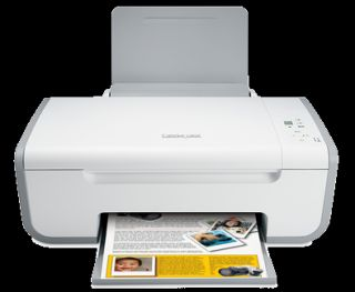 The Lexmark X2620 All in One with photo features fast print speeds