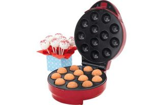 American Originals EK1071 Cake Pop Maker   Red. from Homebase.co.uk