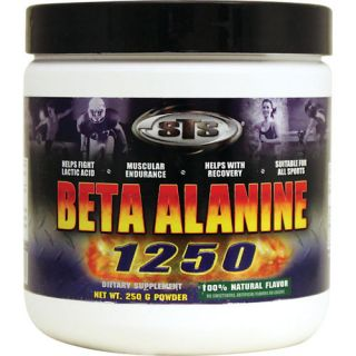 Supplement Training Systems Beta Alanine 1250 1,250 mg 250 grams Pwdr