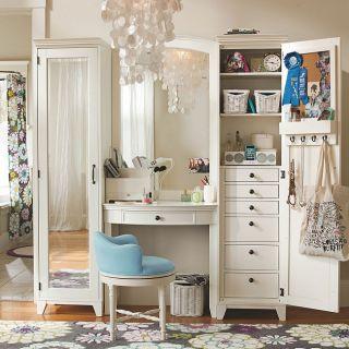 Penteadeiras estão na moda para decoração de quartosRevista Mobly