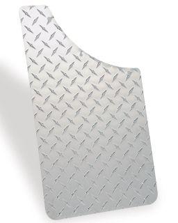 Dee Zee Custom Mud Flaps, Aluminum Mud Flaps