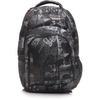 Mochila Ogio Deluxe Pack   Cinza  Kanui