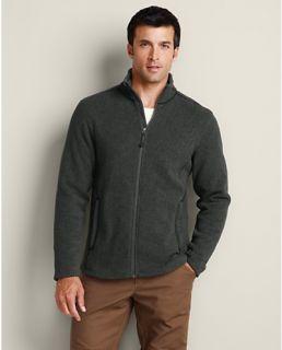 Full Zip Sweater Fleece  Eddie Bauer