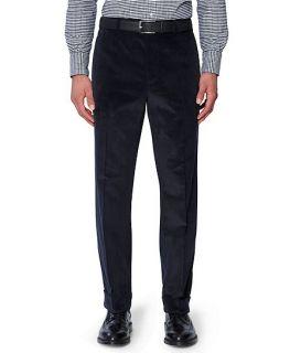 Corduroy Belt Loop Trousers   Brooks Brothers