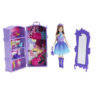 Barbie™ The Princess & The Popstar Keira™ Mini Doll & Scene   Shop