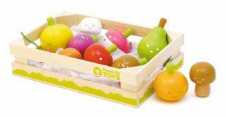 Caixa de Fruta e Legumes, House of Toys, Infantil. Comprar livro na