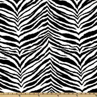 Premier Prints Tunisia Black/White   Discount Designer Fabric