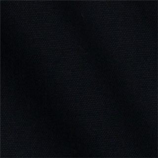 14 oz. Heavy Weight Canvas Black   Discount Designer Fabric   Fabric