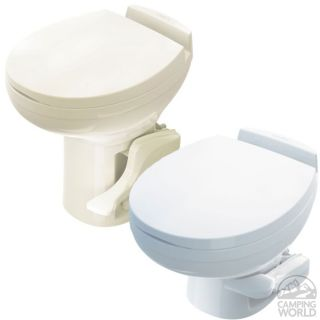 Aqua Magic Residence Toilets with Water Saver Spray   Product