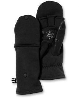 Polartec® Power Stretch® Convertible Glove  Eddie Bauer