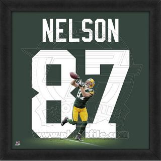 Green Bay Packers Framed Photos Photo File Green Bay Packers Jordy