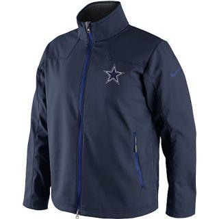 Dallas Cowboys Outerwear Mens Nike Dallas Cowboys Softshell Jacket