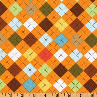Remix Argyle Bermuda   Discount Designer Fabric   Fabric