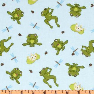 Nurseries Frog   Discount Designer Fabric   Fabric
