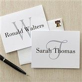 Personalized Note Cards  PersonalizationMall