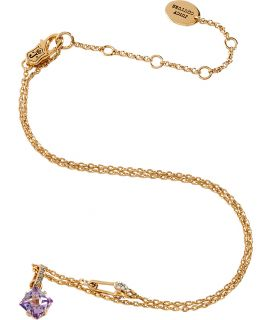 Juicy Couture Gold Toned Necklace  Damen  Schmuck