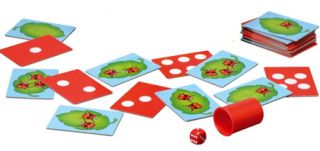 The Game of Ladybirds   O Jogo das Joaninhas, Orchard Toys, VA
