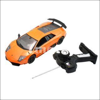 14 Remote Electric Car Model Orange   Tmart