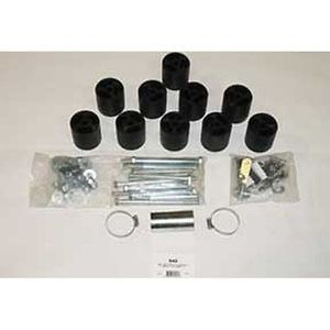543, 84 94 Chevy S10 Blazer S15 Jimmy SUV only 3 inch Body Lift Kit
